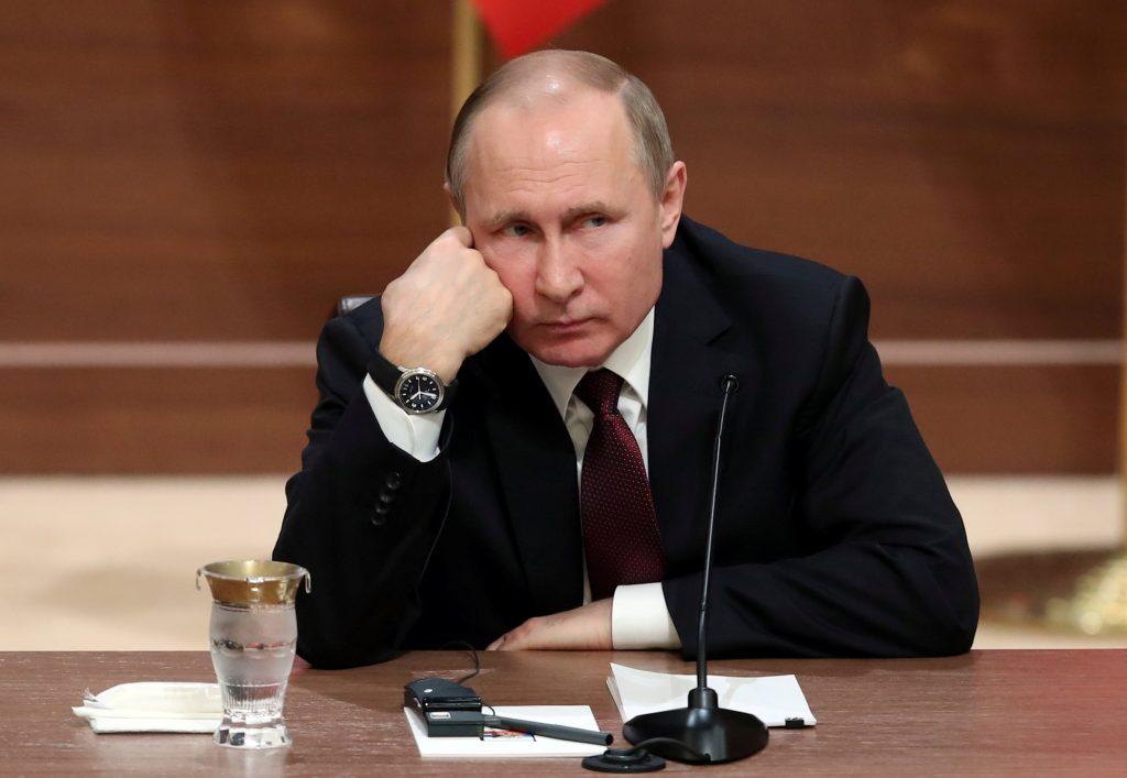 'GET READY RUSSIA': Trump WARNS PUTIN 'Smart Missiles' Heading Towards Syria