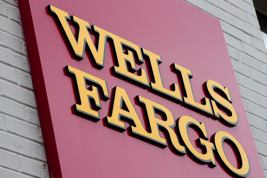 Traders Sell Wells Fargo (WFC) on Strength
