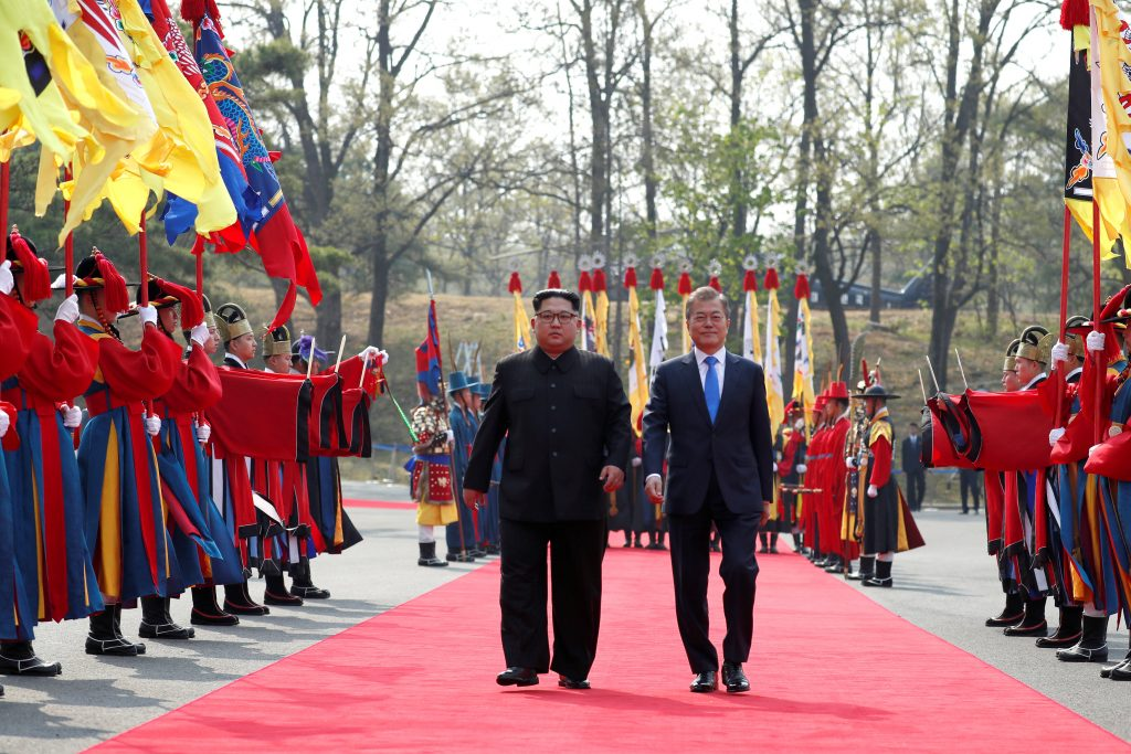 ANALYSIS: Historic Summit of the Koreas Hangs on North's ...