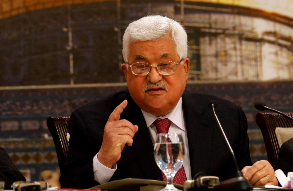 """abbas thesis on holocaust denial In an article today about abbas' statement condemning the holocaust, jerusalem bureau chief jodi rudoren writes: """"mr abbas has been vilified as a holocaust denier because in his doctoral dissertation, published as a book in 1983, he challenged the number of jewish victims and argued that zionists."""