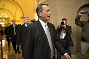 Speaker of the House John Boehner (R-Ohio). (AP Photo/J. Scott Applewhite)