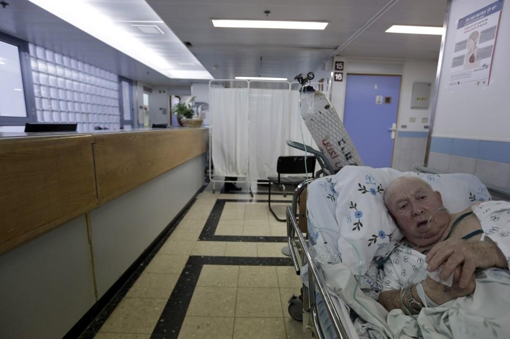 Ashkelon Barzilai Hospital (Flash 90)