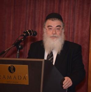 Harav Avrohom Tzvi Yisraelzon
