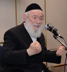 Harav Yitzchok Zilberstein