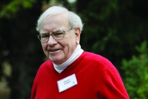Warren Buffett. (AP Photo/Paul Sakuma)
