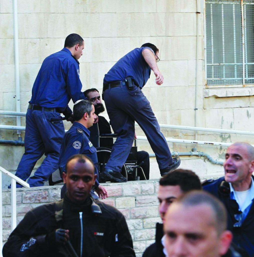Terrorist prisoners (Flash 90)