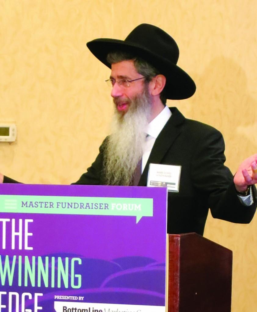 Harav Dovid Goldwasser