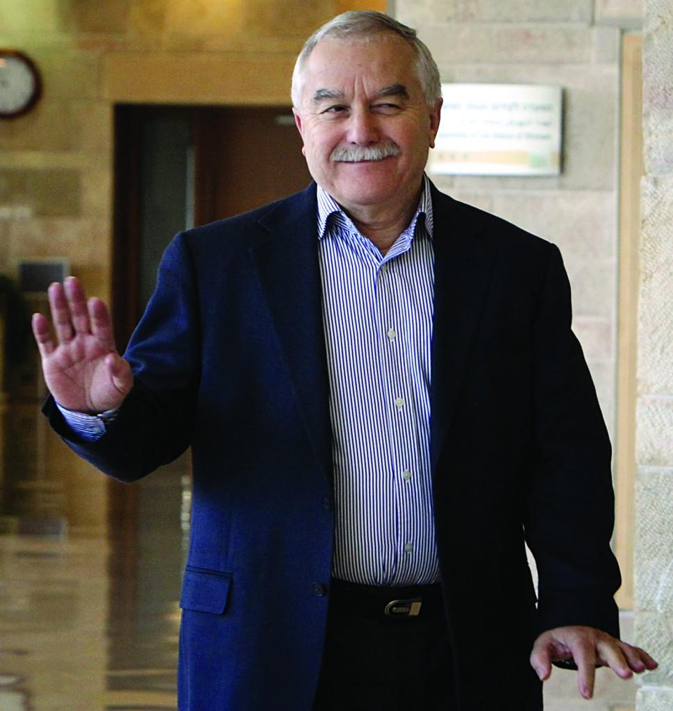 Minister of Agriculture Yair Shamir. (FLASH90)