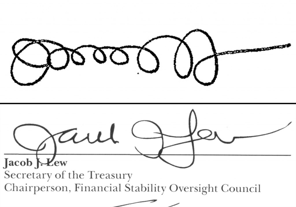 Lew Loopy Signature