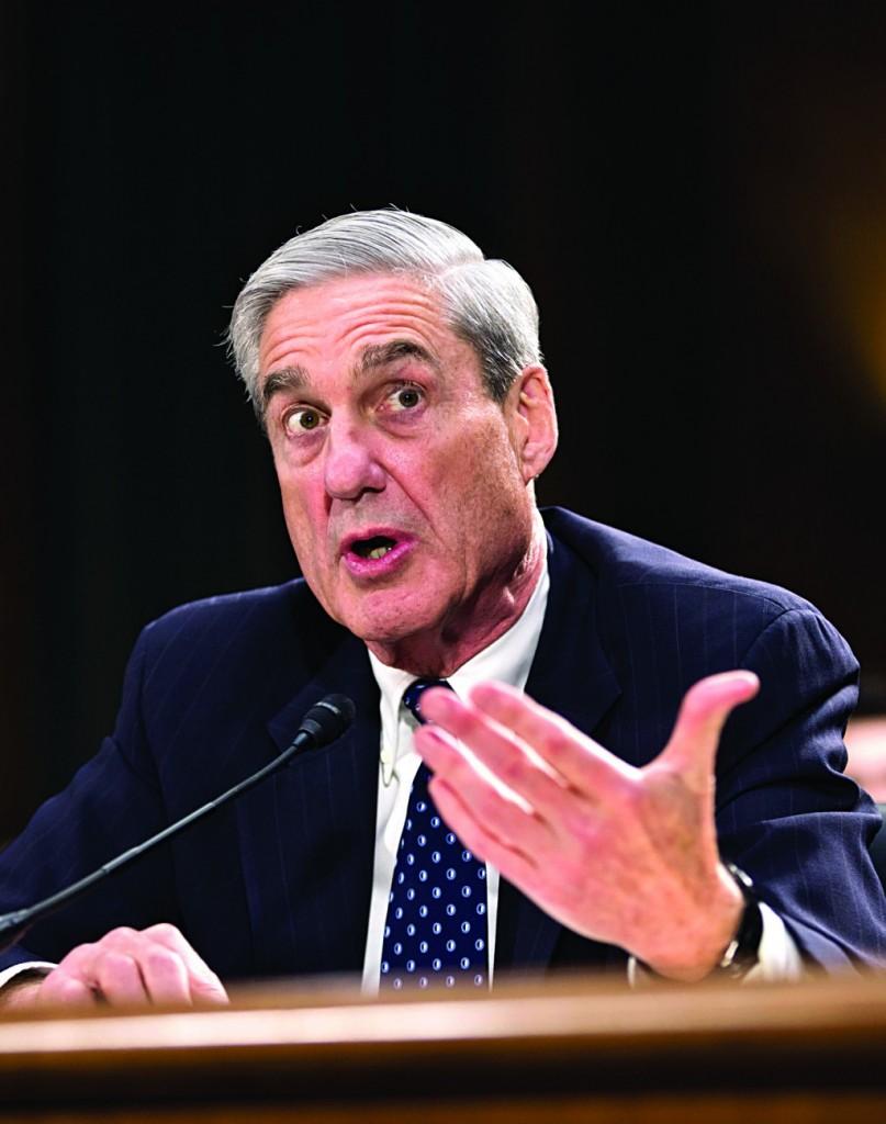 FBI Director Robert Mueller testifies on Capitol Hill in Washington, Wednesday. (AP Photo/J. Scott Applewhite)