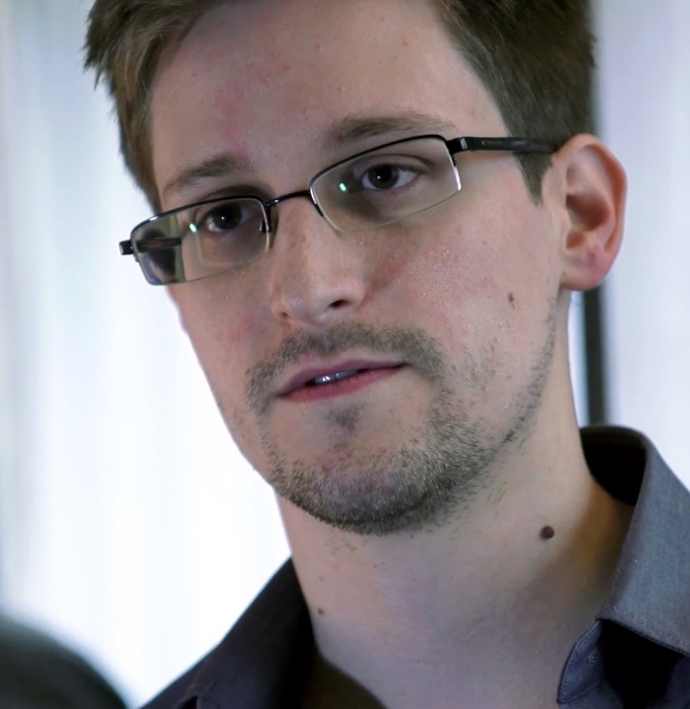 This photo provided by The Guardian newspaper in London shows Edward Snowden, who worked as a contract employee at the National Security Agency, on Sunday in Hong Kong. (AP Photo/The Guardian)