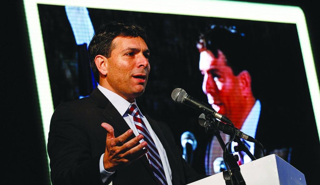 Likud MK Danny Danon. (FLASH90)