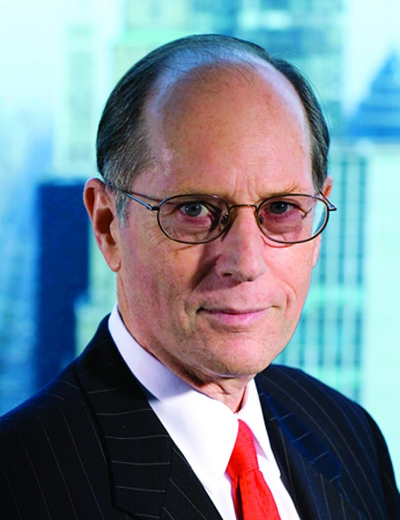 Peter Zimroth, named as the independent NYPD monitor. (AP Photo/Arnold & Porter LLP)
