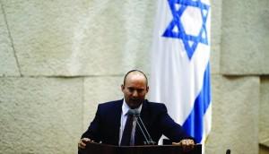 Israel's Minister of Economics Naftali Bennett. (Flash 90)