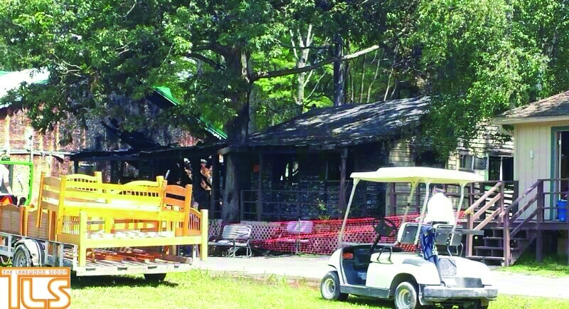 A fire tore through a bunkhouse at Camp Simcha, a summer program for special-needs children, at 5:30 a.m. on Shabbos. B'chasdei Hashem, everyone was evacuated safely and there were no injuries. (News Breakers)