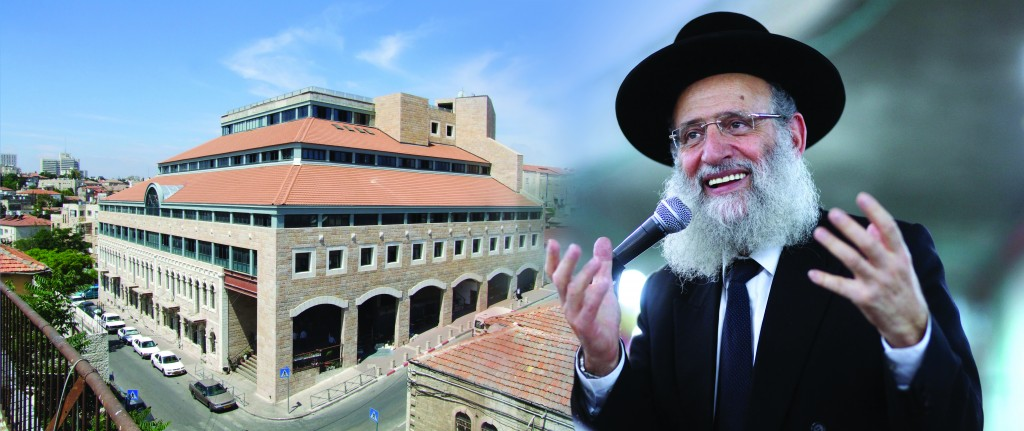 A full interview with Harav Elbaz appears in our Inyan magazine, this week, starting on page 6.