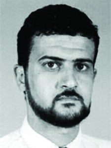 This image from the FBI website shows Anas al-Libi. Gunmen in a three-car convoy seized Nazih Abdul-Hamed al-Ruqai, known by his alias Anas al-Libi, an al-Qaida leader connected to the 1998 embassy bombings in eastern Africa and wanted by the U.S. for more than a decade, outside his house Saturday in the Libyan capital. (AP Photo/FBI)