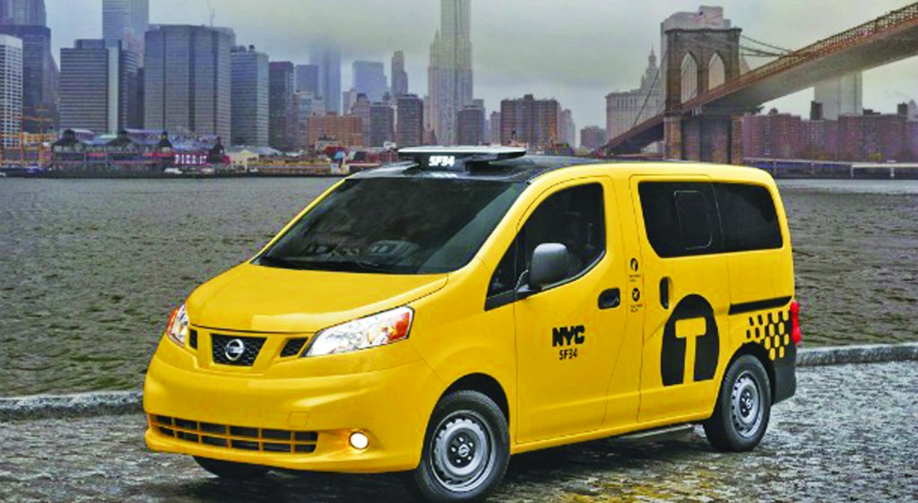 "New York City's ""Taxi of Tomorrow,"" which was to have gone into service in a few weeks, was struck down Tuesday by a judge."