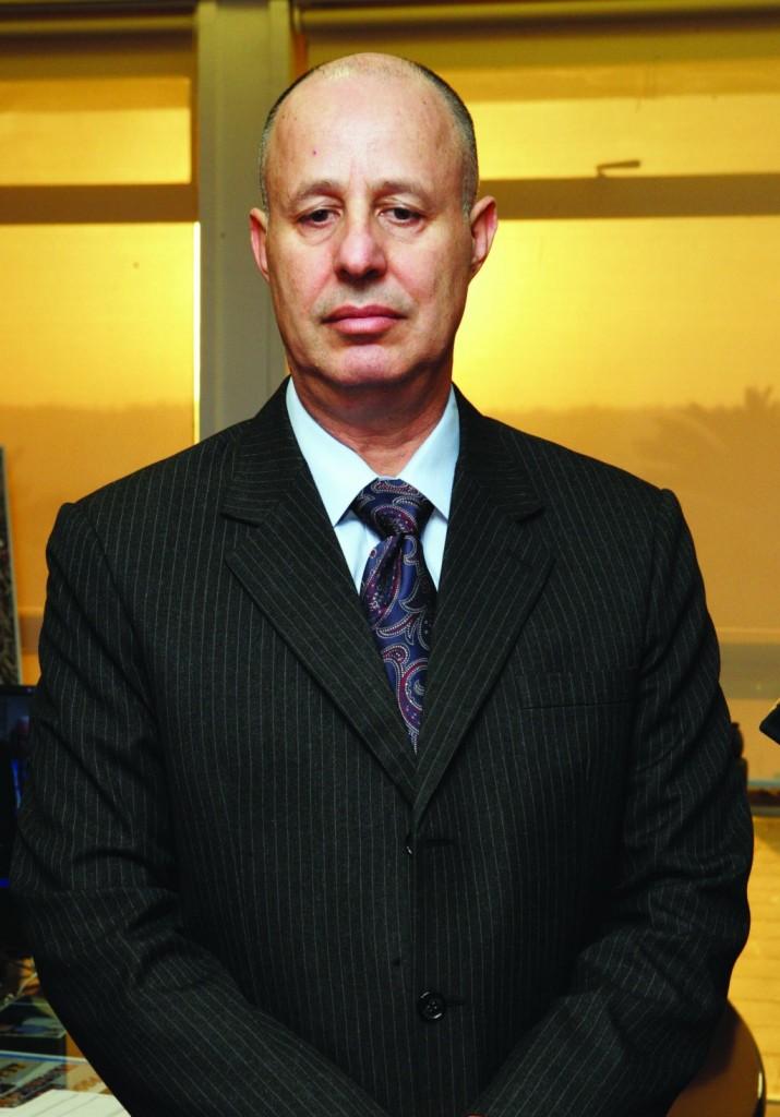MK Tzachi Hanegbi (Likud). (Abir Sultan/Flash 90)