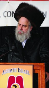 Rabbi Ephraim Wachsman, Rosh Yeshivah, Meor Yitzchok, Monsey.