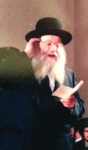 """Rabbi Meir Pilchick, z""""l"""