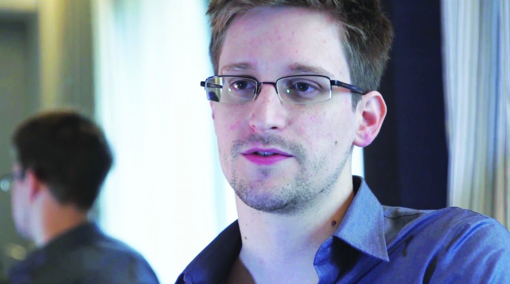 National Security Agency leaker Edward Snowden, during his stay in Hong Kong in June. (AP Photo/The Guardian, Glenn Greenwald and Laura Poitras, File)
