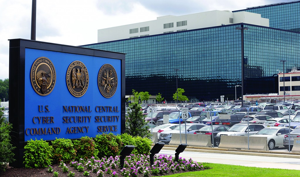 The National Security Agency (NSA) campus in Fort Meade, Md. (AP Photo/Patrick Semansky, File)