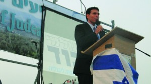 Danon at a gathering.