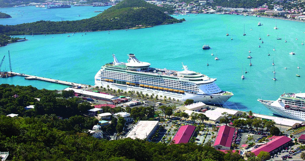 Possible Norovirus Outbreak Cuts Royal Caribbean Cruise