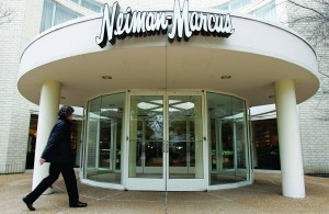 A shopper enters a Neiman Marcus store in Oak Brook, Illinois, a suburb of Chicago. Luxury department store chain Neiman Marcus said on January 10 that hackers may have stolen customers' credit and debit card information, the second cyberattack on a retailer in recent weeks. (REUTERS/John Gress/Files)