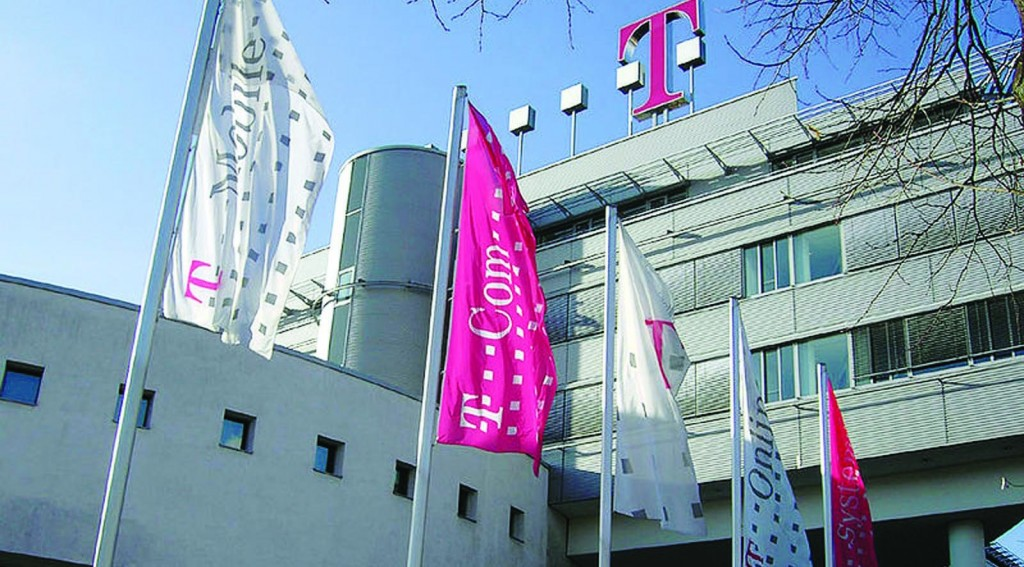 Deutsche Telekom AG corporate headquarters, Bonn, Germany. One of the tech giants investing in Israeli cyber research.