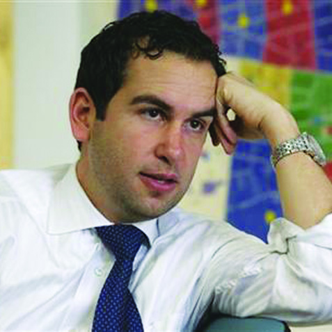 Steve Fulop, the Democratic mayor of Jersey City. (AP Photo)