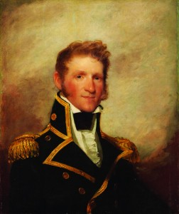 "Captain Thomas Macdonough, ""The Hero of Lake Champlain."""