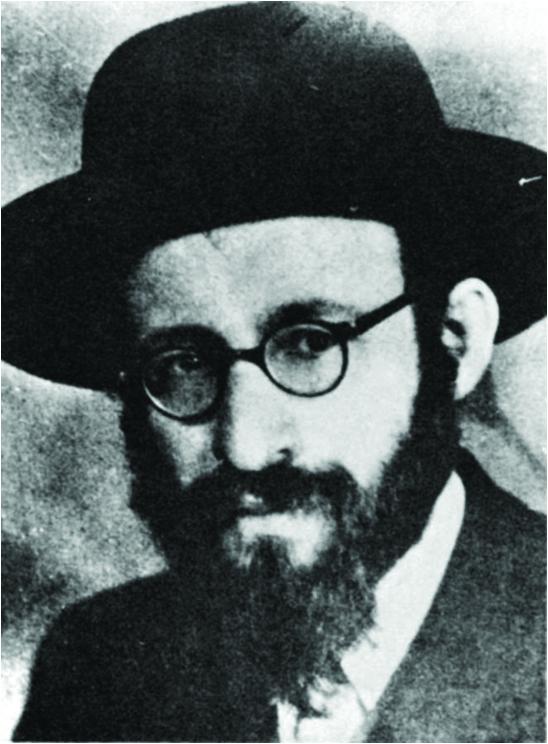 "Harav Michoel Ber Weissmandl, zt""l. (Witness to History)"