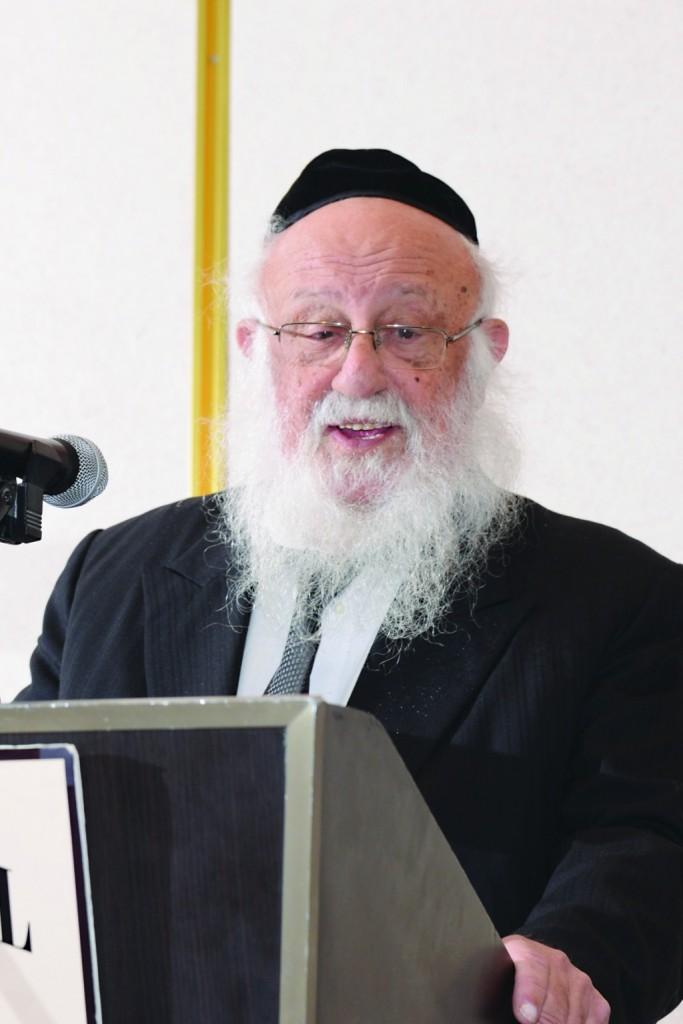 Harav Baruch Dov Povarsky, Rosh Yeshivah, Ponovezh