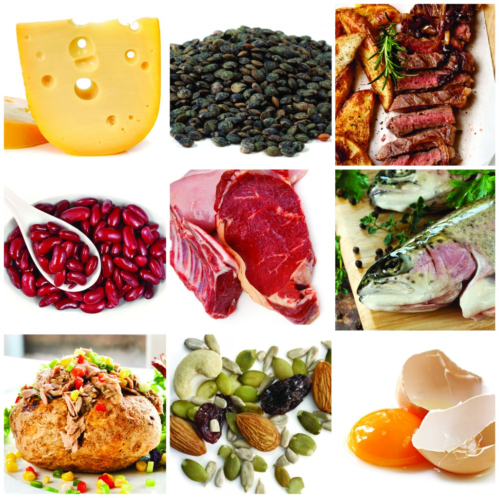 Data showing the amount of weight lost on high-protein diets is around double that lost on a comparable low-fat diet at the six-month mark.