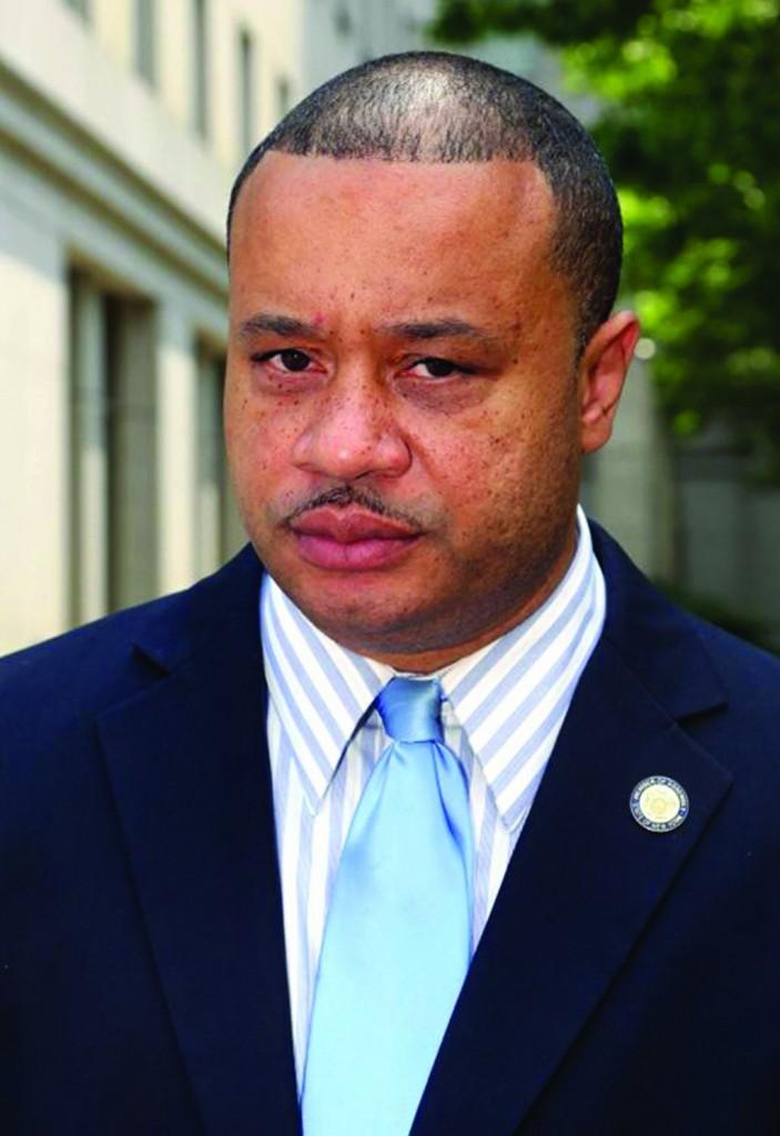 Assemblyman Eric Stevenson
