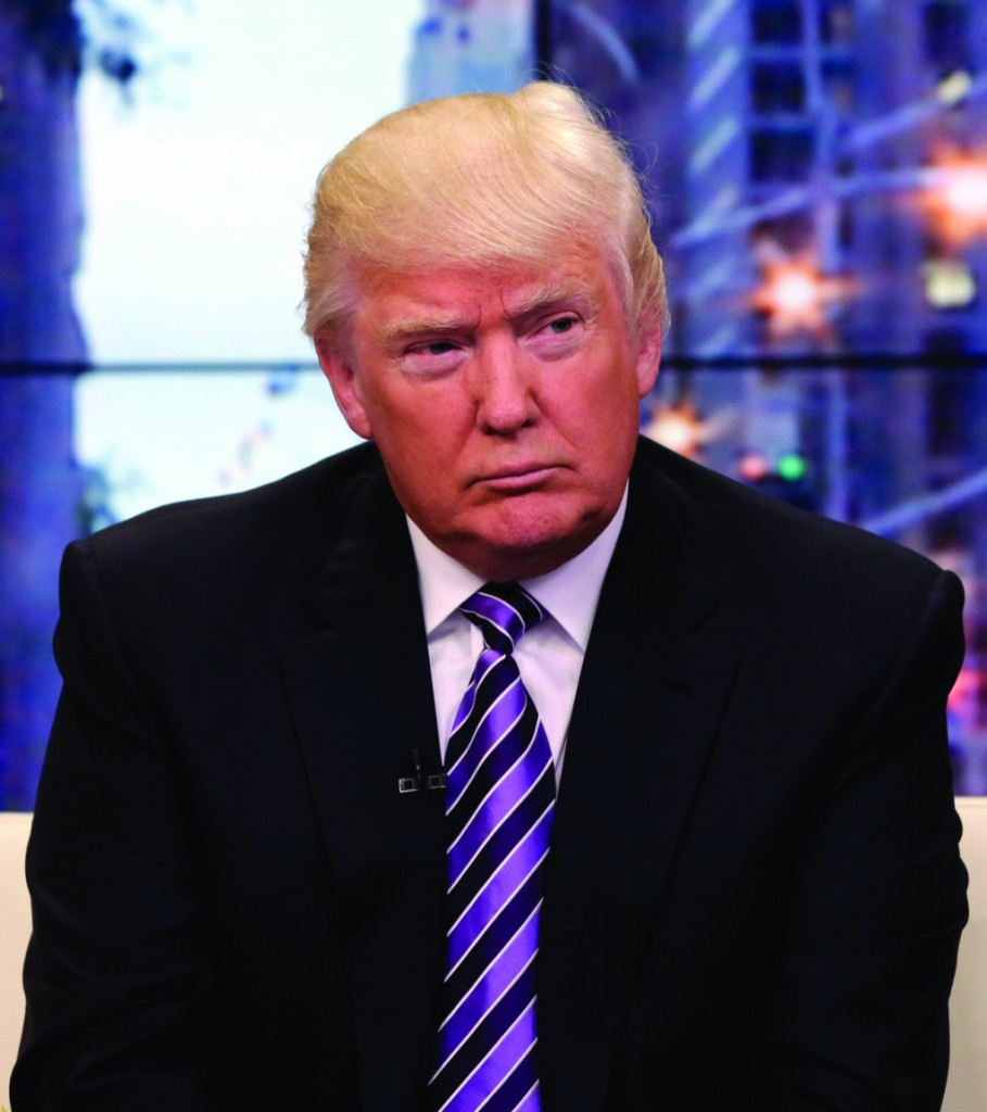 Donald Trump. (AP Photo/Richard Drew)