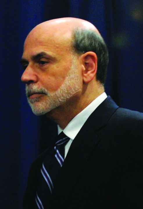Ben Bernanke (AP Photo/Susan Walsh)