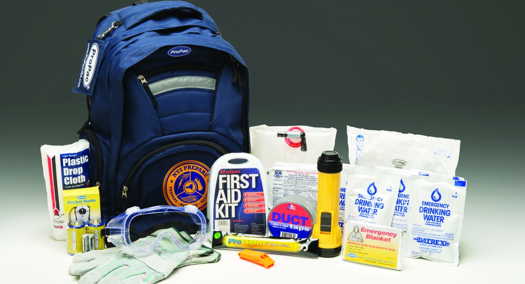 A Citizen Preparedness Corps Response Starter Kit. (Office of the Governor)
