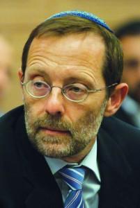 MK Moshe Feiglin (Likud). (Flash90)