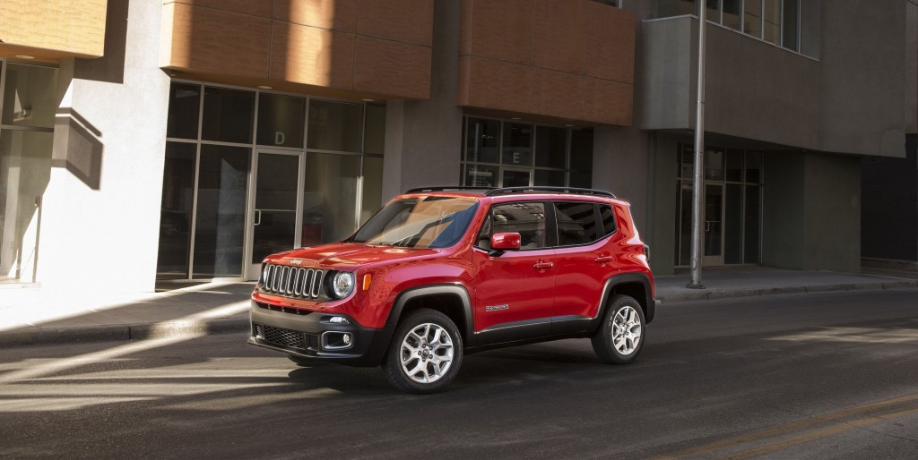The 2015 Jeep Renegade was unveiled Tuesday, March 4, 2014, at the Geneva Motor Show. The Renegade, which will go on sale by the end of 2014, is the brand's first subcompact SUV and the first Jeep model to be made in Italy. (MCT)