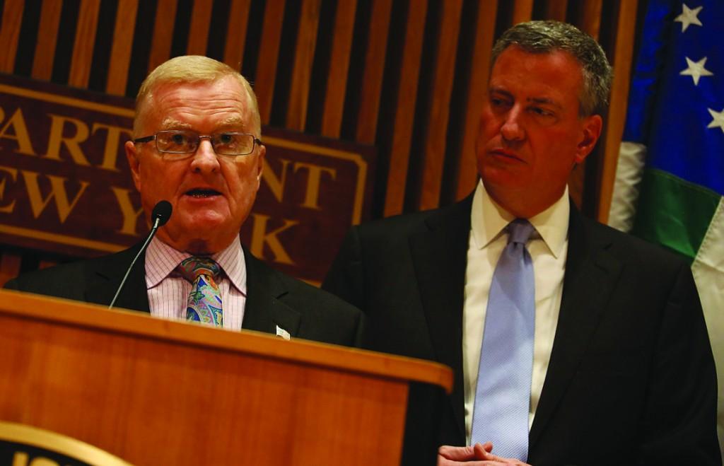 Sanitation Commissioner John Doherty. (City Hall)