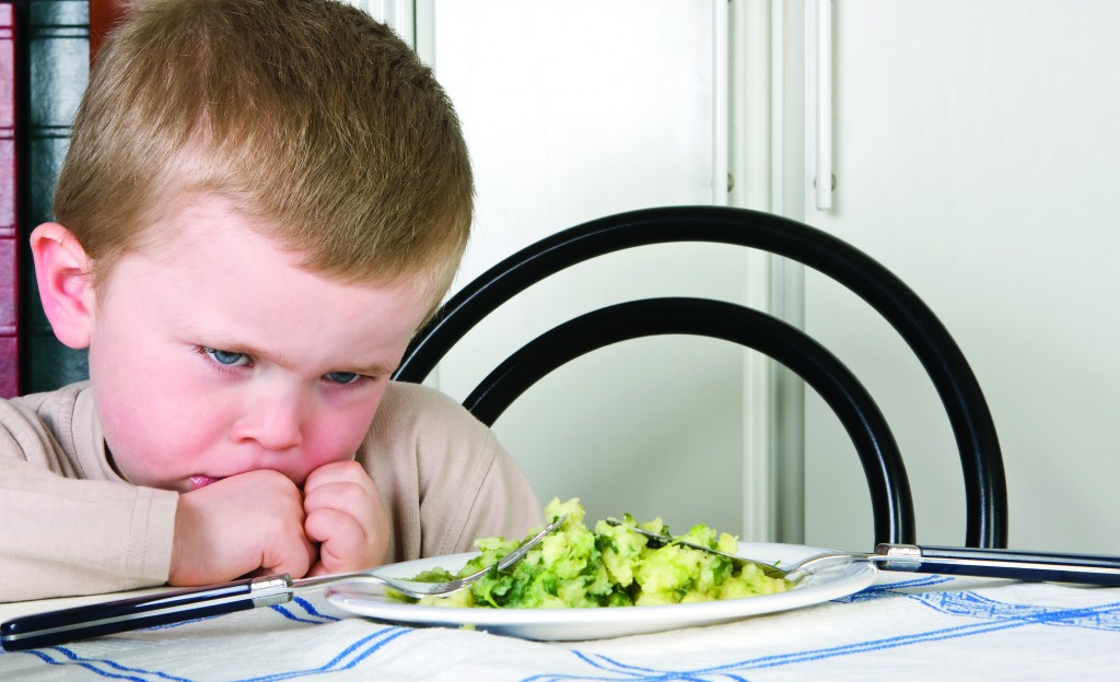 Researchers say pressuring kids to eat veggies — or anything else — tends to backfire by spurring negative emotions that will become associated with the vegetable.