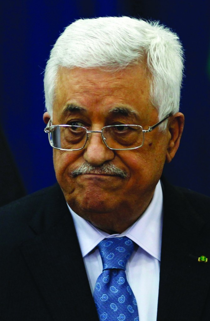 Mahmoud Abbas (Flash 90)