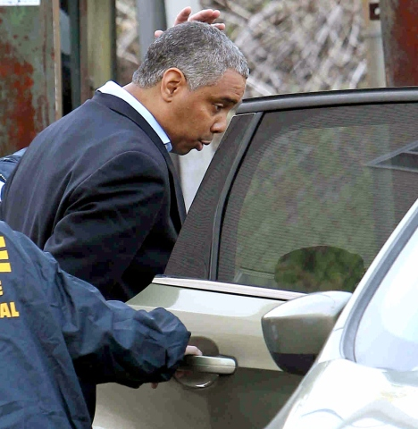 Councilman Ruben Wills arrested Wednesday at his Queens home.