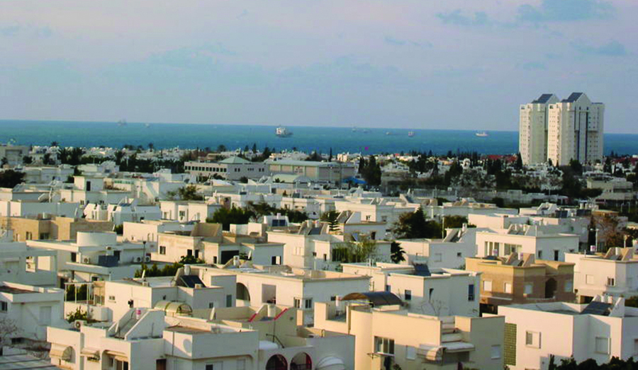 A view of Ashdod.
