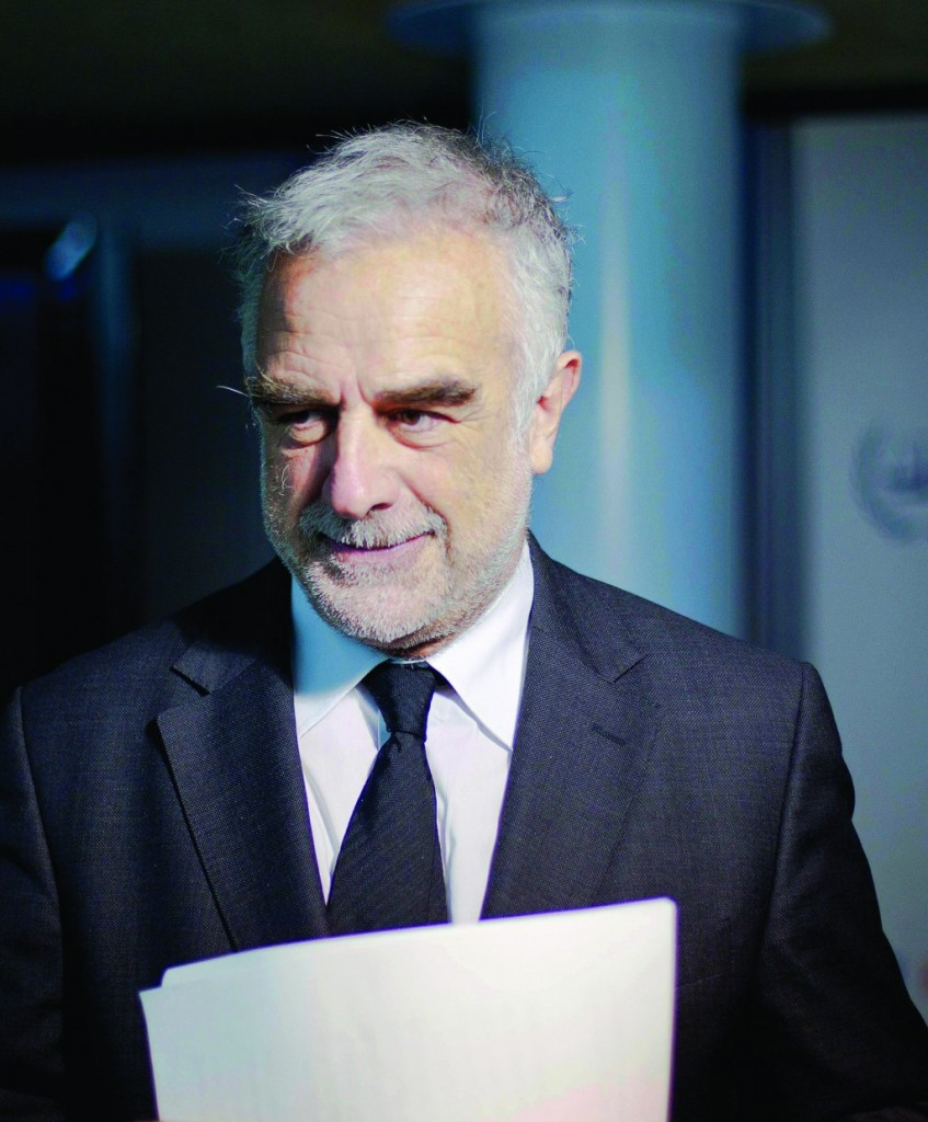 Former International Criminal Court prosecutor Luis Moreno-Ocampo. (AP Photo/Peter Dejong, File)
