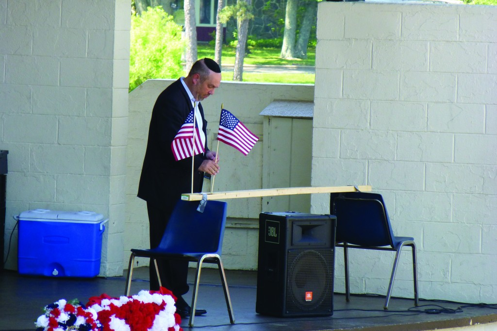 Lakewood marked Memorial Day on Monday with a parade, in which elected officials, emergency departments and regular citizens took part. (TheLakewoodScoop.com)