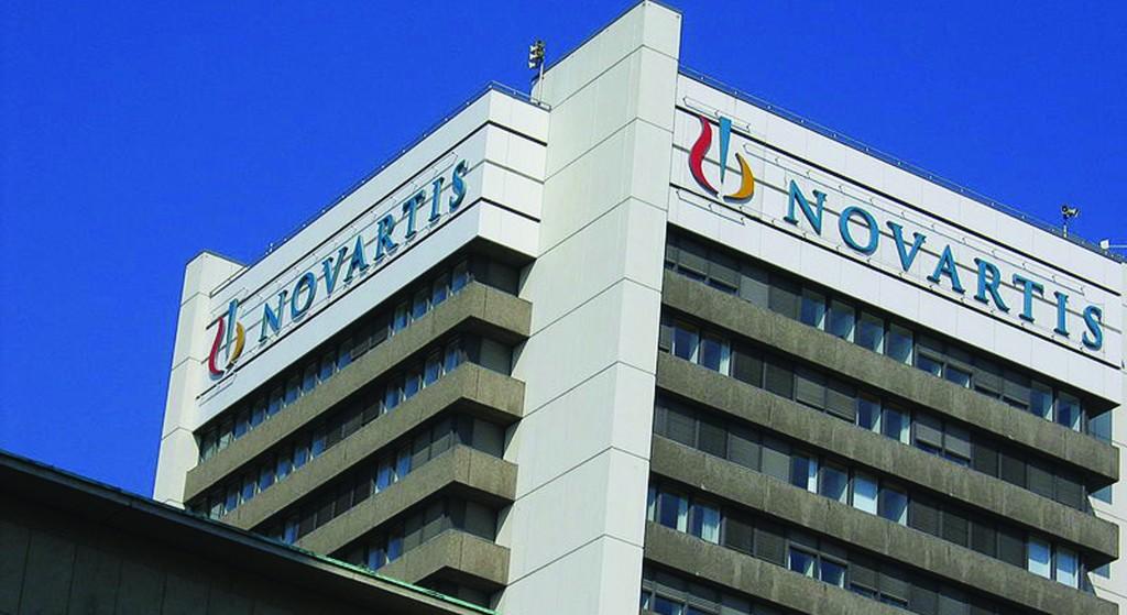 Novartis AG headquarters in Basel.